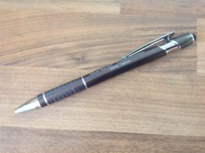 Kugelschreiber für Fahrradhandel Holm Roloff