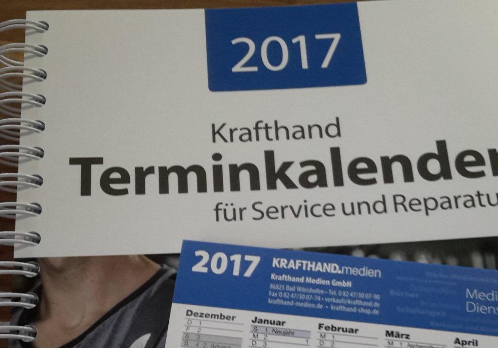Werkstattplaner 2017