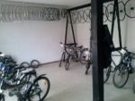 frühere Fahrradpräsentation