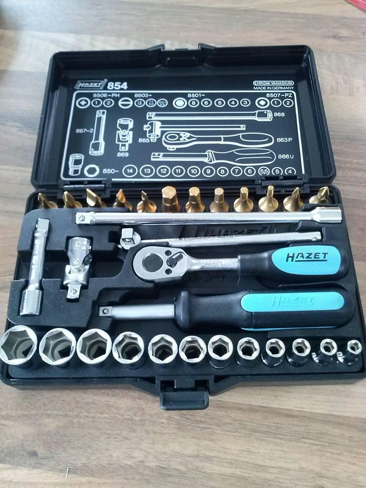 Hazet Werkzeugsatz 854