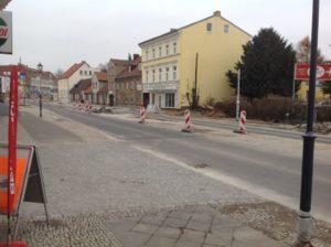 Blick Richtung Potsdam