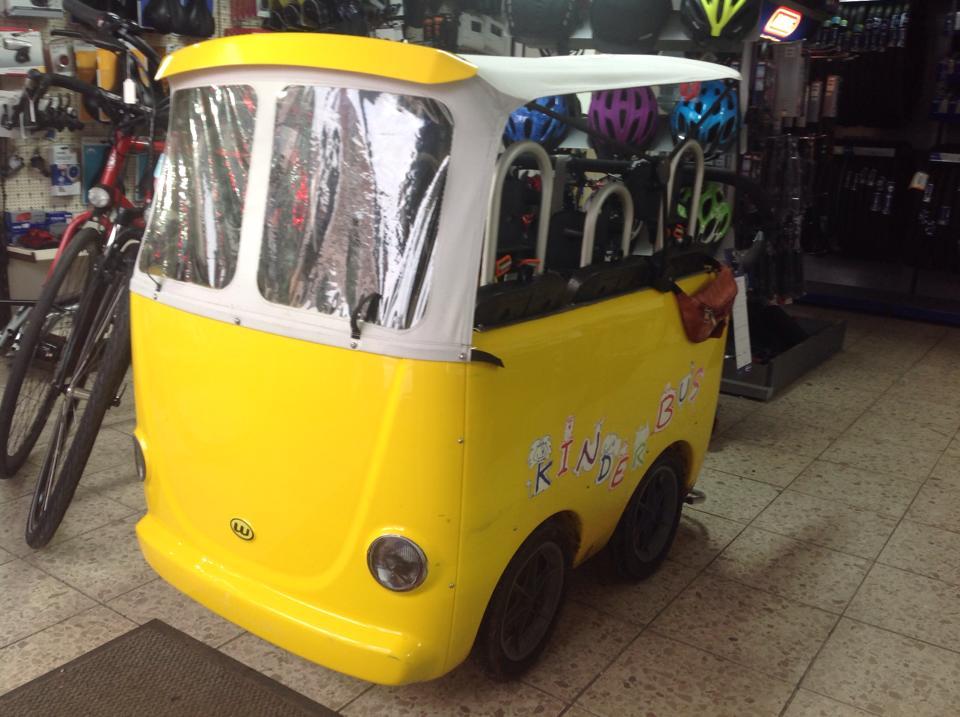 Weber Kinderbus