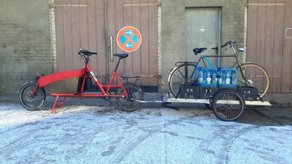 hinterher biketransporter5 am i:sy e-cargo